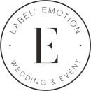Logo Label' Emotion - Wedding & Event